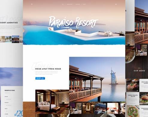 Hotel Websites Greece