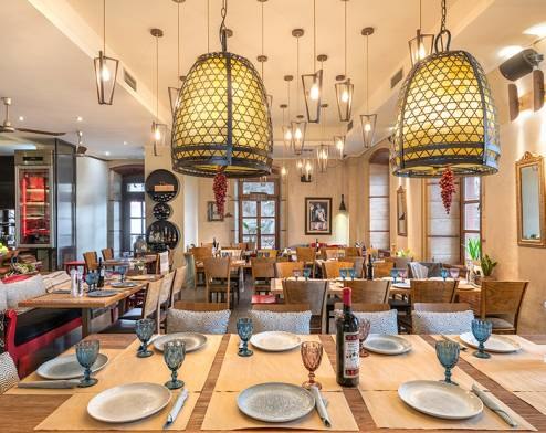 Παραστιές Εστιατόριο Μεσογειακής Οργανικής Κουζίνας Ηράκλειο Κρήτης
